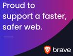 Sponsor onze club door Brave browser te installeren en minimaal 30 dagen te gebruiken!